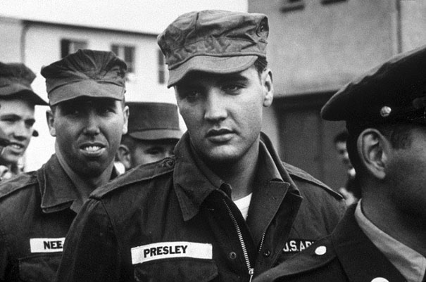 elvis-in-the-army