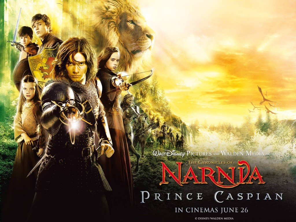 chronicles of narnia prince caspian
