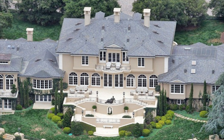 20 of the world 39 s most expensive billionaire homes for Prices of homes in california