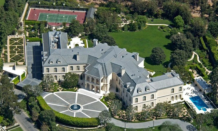 20 of the world 39 s most expensive billionaire homes for House prices in los angeles ca